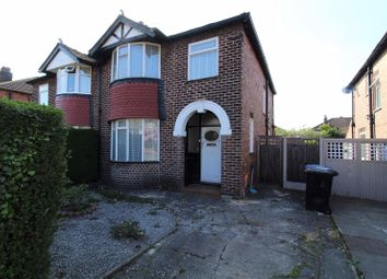 Thumbnail 3 bed semi-detached house for sale in Balmoral Drive, Timperley, Altrincham