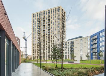 Thumbnail 1 bed flat for sale in Grantham House, London City Island, 46 Botanic Square, Canning Town, London