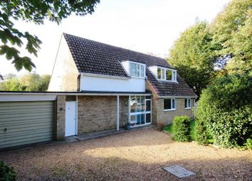 Thumbnail 4 bedroom detached house to rent in Church Lane, Hemingford Grey, Huntingdon