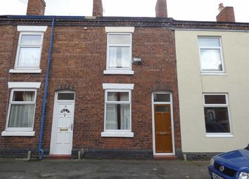 Thumbnail 2 bedroom terraced house for sale in Casson Street, Crewe