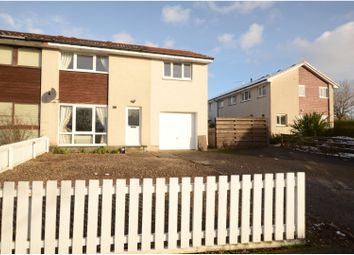 Thumbnail 3 bed semi-detached house for sale in Birch Place, Inverness