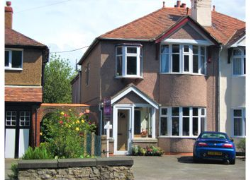 Thumbnail 4 bed semi-detached house for sale in Dundonald Avenue, Abergele
