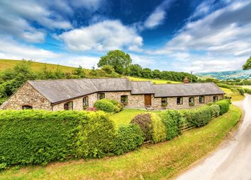 Thumbnail 4 bed barn conversion for sale in Cold Hill, Ratlinghope, Shrewsbury, Shropshire