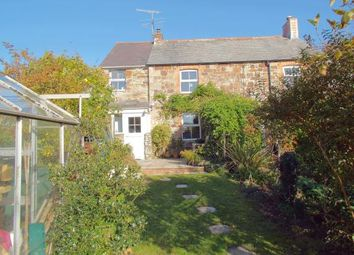 Thumbnail 3 bed semi-detached house for sale in Nanstallon, Bodmin, Cornwall