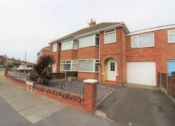Thumbnail 4 bed semi-detached house for sale in Rossington Avenue, Bispham