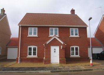 Thumbnail 4 bedroom property to rent in Sayers Crescent, Church Road, Wisbech St Mary