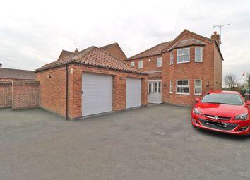 Thumbnail 4 bed detached house for sale in Torne Road, Sandtoft Road, Belton, Doncaster