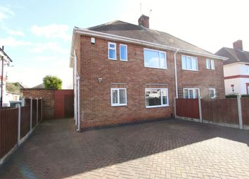 Thumbnail 3 bedroom semi-detached house for sale in Sunnyside Road, Chilwell, Nottingham