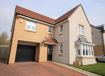 Thumbnail 4 bed detached house for sale in Cook Crescent, Motherwell
