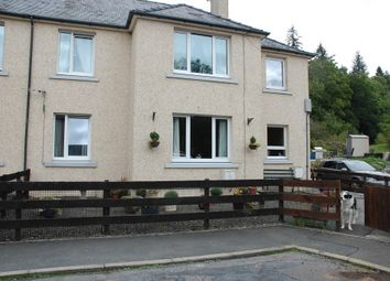 Thumbnail 3 bedroom flat for sale in 37 Craigmath And Plot, Dalbeattie