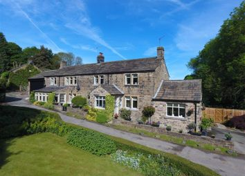 Thumbnail 4 bed farmhouse for sale in Corn Mill Cottage, Corn Mill Bottom, Thunderbridge, Huddersfield