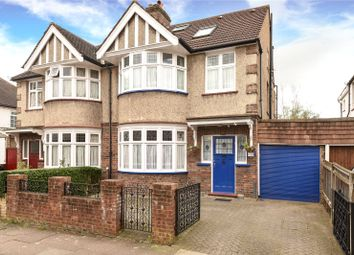 Thumbnail 4 bed semi-detached house for sale in Rusland Park Road, Harrow, Middlesex