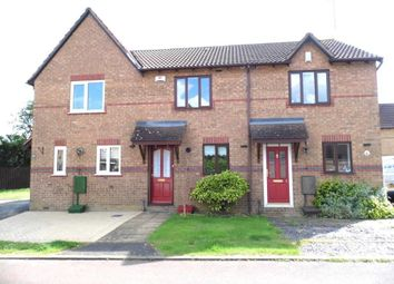 Thumbnail 2 bed terraced house to rent in The Osiers, Desborough, Kettering