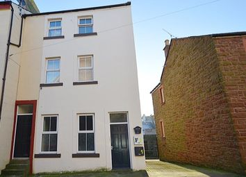 Thumbnail 1 bedroom flat to rent in Kirkby Street, Maryport