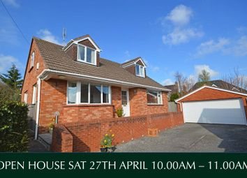 Thumbnail 3 bed detached house for sale in Meadow Close, Lympstone, Exmouth
