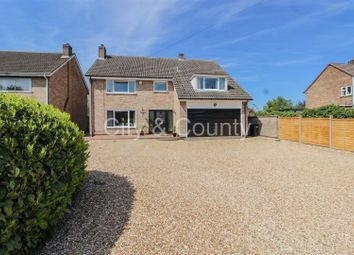 Thumbnail 5 bed detached house for sale in High Street, Carlby, Stamford