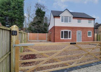 4 bed detached house for sale in Wharf Road, Gnosall, Stafford ST20