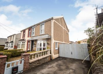Thumbnail 4 bed semi-detached house for sale in Shingrig Road, Nelson, Treharris