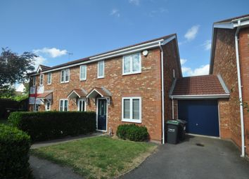 Thumbnail 3 bed terraced house to rent in Foxwood Grove, Northfleet, Gravesend