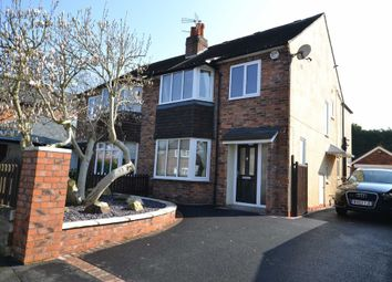 Thumbnail 4 bed semi-detached house to rent in Lacey Green, Wilmslow