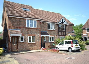 Thumbnail 3 bed semi-detached house to rent in Hornchurch Close, Kingston
