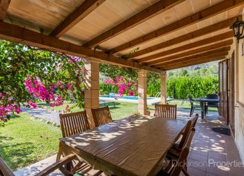 Thumbnail 3 bed chalet for sale in Puerto Pollensa, Mallorca, Illes Balears, Spain