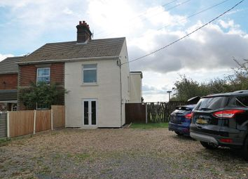 Thumbnail 5 bedroom semi-detached house for sale in Hall Cottages, Tinker St, Ramsey, Harwich