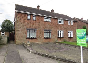 Thumbnail 3 bed semi-detached house for sale in Hill Top Avenue, Tamworth