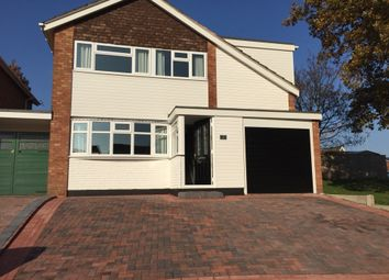 Thumbnail 4 bed detached house to rent in Rambleford Way, Stafford