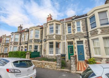 Thumbnail 3 bed terraced house for sale in Elvaston Road, Victoria Park, Bristol