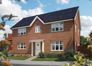 "Thumbnail 4 bed detached house for sale in ""The Montpellier"" at Seldens Mews, Seldens Way, Worthing"