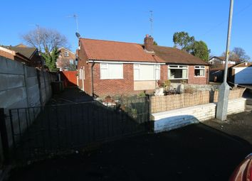 Thumbnail 2 bed bungalow for sale in Hawthorn Road, Denton, Manchester