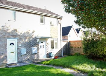 Thumbnail 2 bed semi-detached house to rent in Langport Close, Freshbrook, Swindon
