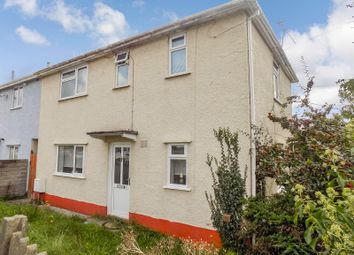 Thumbnail 1 bed flat for sale in Tanycoed Road, Clydach, Swansea