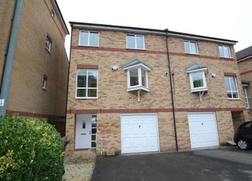Thumbnail 3 bed semi-detached house to rent in Woodacre, Portishead, Bristol