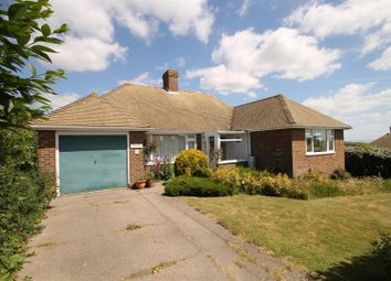 Thumbnail 2 bed detached bungalow for sale in Meadow Way, Fairlight, Hastings