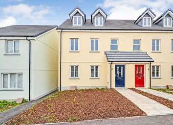 Thumbnail 4 bed semi-detached house for sale in Scorrier Road, Redruth