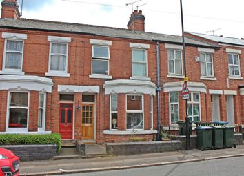 Thumbnail 3 bed terraced house for sale in Broomfield Road, Earlsdon, Coventry