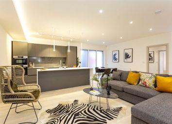Thumbnail 2 bedroom flat for sale in Plot 2 Ballards Lane, Finchley, London