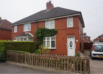 Thumbnail 3 bed semi-detached house for sale in Rockley Avenue, Barnsley