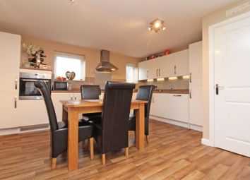 Thumbnail 4 bed detached house for sale in Findley Cook Road, Highfield, Wigan