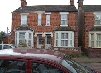 Thumbnail 3 bed semi-detached house for sale in Raleigh Street, Bedford