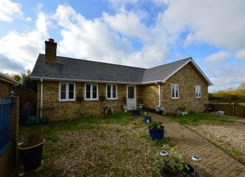 Thumbnail 3 bed detached bungalow for sale in Barn Close, Yorkletts, Whitstable