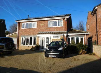 Thumbnail 4 bed detached house for sale in Windsor Road, Carlton-In-Lindrick, Worksop, Nottinghamshire