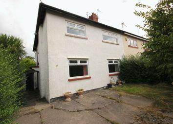 Thumbnail 3 bedroom semi-detached house for sale in Mynachdy Road, Gabalfa, Cardiff