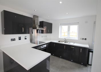 Thumbnail 3 bed detached house for sale in Obama Grove, Rogerstone, Newport