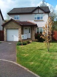 Thumbnail 3 bedroom detached house to rent in Lumsden Park, Cupar