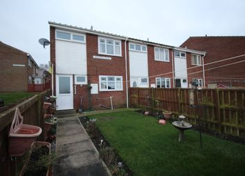 Thumbnail 3 bed terraced house for sale in Bracken Close, Stanley