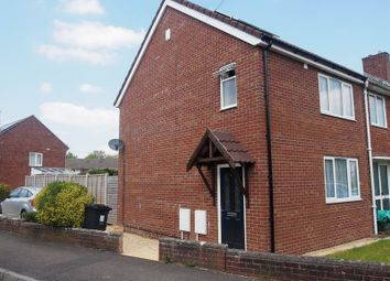 Thumbnail 2 bed end terrace house to rent in St. Aldams Drive, Pucklechurch, Bristol