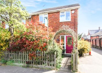 Thumbnail 3 bed end terrace house for sale in Recreation Road, Norwich